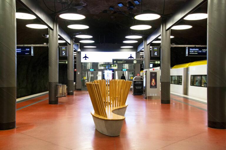 Arlandabanan Pressbild Arlanda