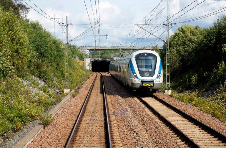Arlandabanan Pressbild Tåg